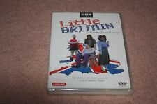 Little Britain - The Complete First Series (DVD, 2005, 2-Disc Set) *Brand New*