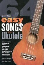 64 EASY SONGS FOR UKULELE*