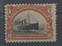 G138181/ USA – ''BUFFALO'' / Y&T # 143 MINT MNH CV 375 $