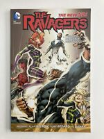 The Ravagers Volume 2 Heavenly Destruction - DC Softcover Tpb Graphic Novel NEW!