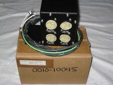 Applied Materials 0010-10045 Pump Stack Htr. AC Box, Assy.  AMAT  Etch