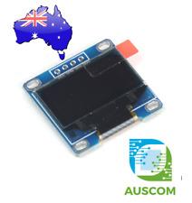"""OLED Display 0.96"""" 128x64 White I2C IIC SSD1306 Arduino Raspberry Pi"""
