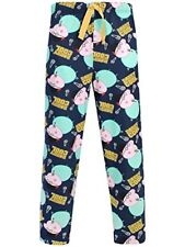 Peppa Pig Mens Daddy Pig Lounge Pants Multicoloured Size Large