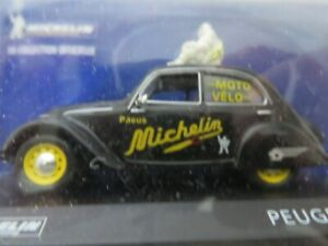 ART DECO MICHELIN MAN CAR