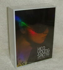 SS501 Heo Young Saeng Let It Go Taiwan Ltd CD+4 posters+Card