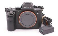 Sony Alpha a7 II 24.3MP Digital SLR Camera - Black (Body Only) Shutter Count:692