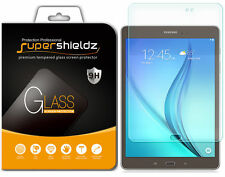 2x Supershieldz Samsung Galaxy Tab A 9.7 Tempered Glass Screen Protector