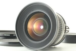 【ALMOST MINT w/ HOOD】 Nikon NIKKOR 18mm f/3.5 Ai-S WIDE MANUAL from JAPAN N-1072