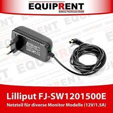 Lilliput FJ-SW1201500E 12V 1.5A Netzteil für diverse Monitore Modelle (EQD82)