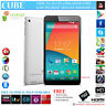 "CUBE T6 4G LTE DUAL SIM GPS QUAD CORE 6.98"" IPS 5.1 ANDROID PHONE TABLET PC"