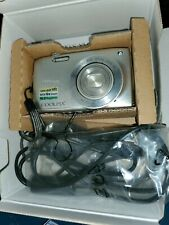 NEW in Box - Nikon COOLPIX S3300 16.0 MP Camera - SILVER - 018208263097