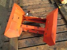 1971 CASE 444 Hydriv Tractor Fender Assembly