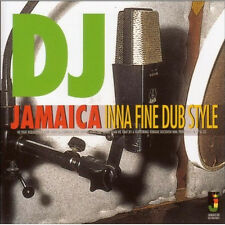DJ JAMAICA  INNA FINE DUB STYLE NEW VINYL LP £10.99