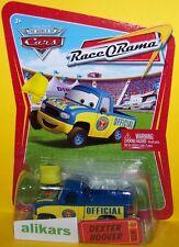 DEXTER HOOVER Giocattolo Mattel Cars 1:55 Disney Auto Modellini Metallo Diecast