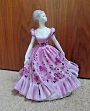 COALPORT FIGURINE - LADIES OF FASHION - SPRING SONG - EXCELLENT