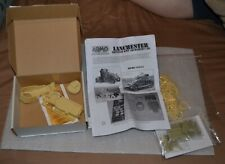Armo 1/35 Lanchester British WWI Armored Car resin Kit #35034