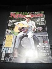 Rolling Stone Magazine Bob Dylan AC/Dc James Brown Mick Jagger