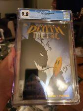 Dark Nights Death Metal #4 (2020 DC Comics) Foil Cover 1st Print CGC 9.8