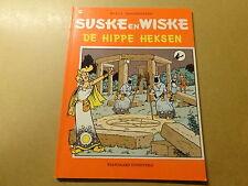 STRIP / SUSKE EN WISKE 195: DE HIPPE HEKSEN | 1ste druk