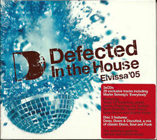 Defected in the House, Eivissa 05 (2005) Cofanetto 3 CD NEW & SEALED Digipack