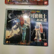 Chogokin Mobile Warrior Gundam Zaku 2 Set BANDAI Toy Doll Action Figure