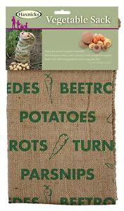 Haxnicks Jute Garden Vegetable Sack