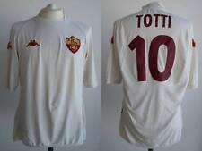 MAGLIA AS ROMA KAPPA 2000-01 TOTTI TRIKOT CALCIO SHIRT JERSEY CAMISETA V