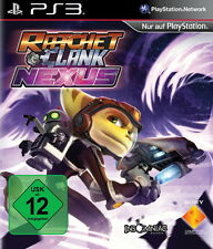 SONY PS3 Ratchet & Clank: Nexus and PlayStation 3 OVP gebraucht guter Zustand
