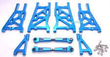 Alloy Up+Lower Suspension Arm Fits kyosho Inferno MP 7.5 Mp7.5