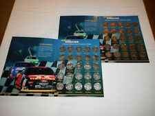 NASCAR Coins Set 1997 never used & complete.