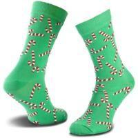 Happy Socks Herren Gr.41-46 Christmas Candy Cane Socks UVP 13€ HS281
