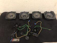 BMW OEM E39 AUDIO SOUND MUSIC SYSTEM HIFI DOOR TWEETER TWEETERS SPEAKERS SPEAKER