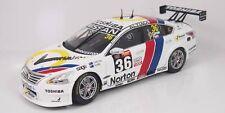 2014 Norton Racing Nissan Caruso/Fiore Retro Bluebird Livery 1:18 Apex
