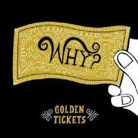 WHY? - GOLDEN TICKETS EP  CD NEU