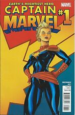 CAPTAIN MARVEL 1 VOL 6 2012 1ST PRINT CAROL DANVERS RARE SOLD OUT AMERICA