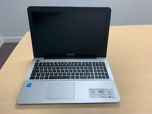 """ASUS X555L 15.6"""" Laptop   i5- 5200U @ 2.2GHz 8GB RAM 1TB HDD   Win10"""
