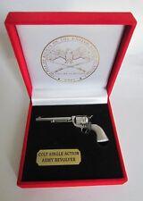 Colt Single Action Army Revolver miniature replica