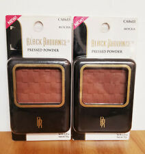 Black Radiance Pressed Powder Mocha CA8613 0.28 oz. (2 Pack) New! #TM-27