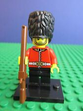 genuine LEGO SERIES 5 ROYAL GUARD minifigure COMPLETE RARE 8805 set 462