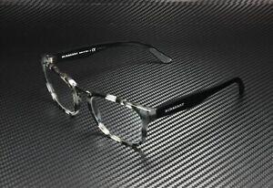 BURBERRY BE2279 3748 Grey Havana Demo Lens 53 mm Men's Eyeglasses