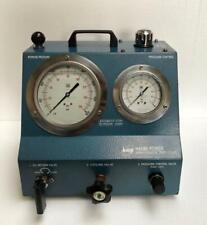 Hanmi Hydraulics Ahp 1500 Air Driven Liquid Fluid Pump Bolt Tensioner Pump