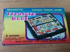 Magnetspiel/ Reisespiel /Taschenspiel Treasure Hunt