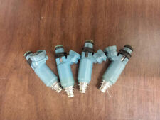 Subaru Impreza WRX 440cc Blue Top Feed Fuel Injectors 02 03 04 05 EJ20 Turbo OEM