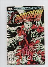 Daredevil #180 - Netflix Show Elektra App - 1982 (Grade 8.5)