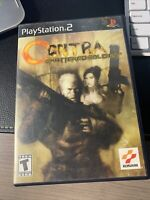 Contra: Shattered Soldier (Sony PlayStation 2, 2002)