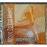 Move to the Music: Work Out - CD Album