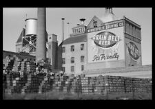 1939 Grain Belt Beer PHOTO Minneapolis Brewing Co Friendly Beer Brewery Vintage
