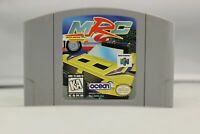 MRC Multi Racing Championship - Nintendo N64 Game Authentic