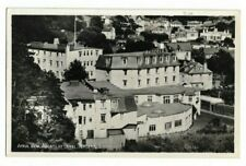Jersey, Aerial View, Ablerfeldy Hotel. RP Postcard.