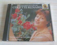 CD ALBUM BEST OF LES GRANDS SUCCES DE COLETTE RENARD 16 TITRES NEUF SOUS CELLO